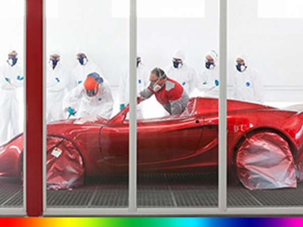 Automotive Paint Supplies