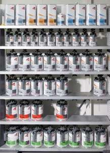 Industrial Paint Supplies Perth